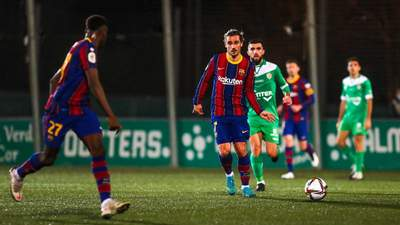 Не забили два пенальті: Барселона ледве переграла команду третього дивізіону – відео