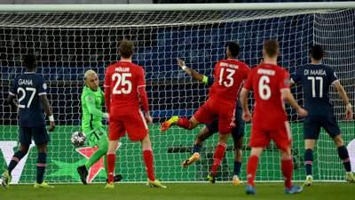 Баварія виграла в ПСЖ, але вилетіла з Ліги чемпіонів: відео
