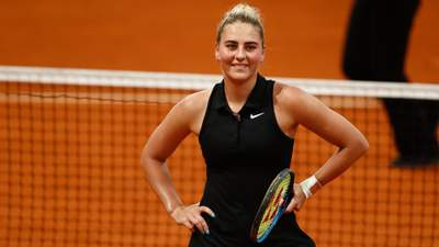 Костюк победила Хибино и впервые в карьере вышла в основную сетку турнира в Риме