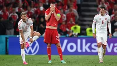 Данію нарешті прорвало – просто на Росію: відеоогляд матчу Євро-2020
