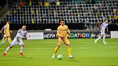 Зоря прикро поступилася в першому матчі Ліги конференцій: відео