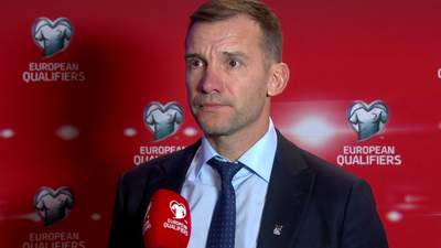 Шевченко може очолити європейську збірну, яка приймала участь на Євро-2020