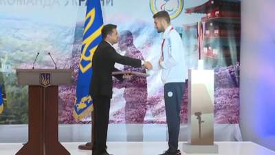 Паралімпієць Максим Крипак отримав звання Героя України