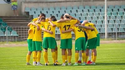 У футбольному клубі Краматорськ – масовий спалах коронавірусу, матчі довелося перенести