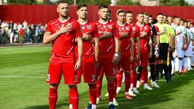 Кривбас відсторонив від роботи тренера, підозрюваного у матчах за команду окупантів на Донбасі