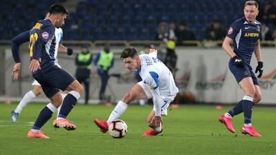 Динамо – Дніпро-1: де дивитися онлайн матч УПЛ