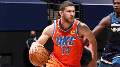 Михайлюк допоміг Торонто перемогти, Лень дебютував в новому сезоні НБА: відео