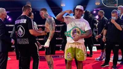 Оскар Рівас став першим чемпіоном світу у новій ваговій категорії з боксу