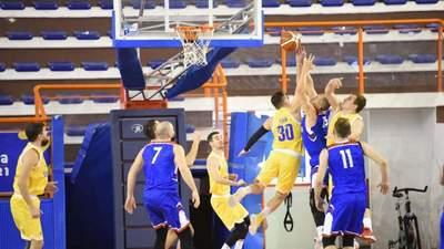 Украина разгромила Россию в финале чемпионата Европы среди баскетболистов с нарушением слуха