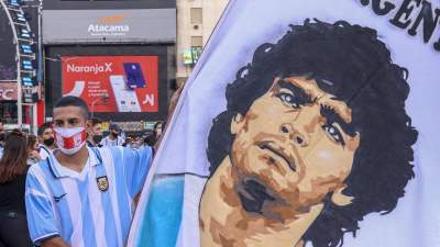Адвокат Марадоны назвал виновных в смерти легендарного футболиста