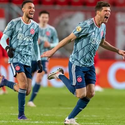 Хунтелаар вийшов на заміну на 89 хвилині, забив два голи та приніс перемогу Аяксу: відео