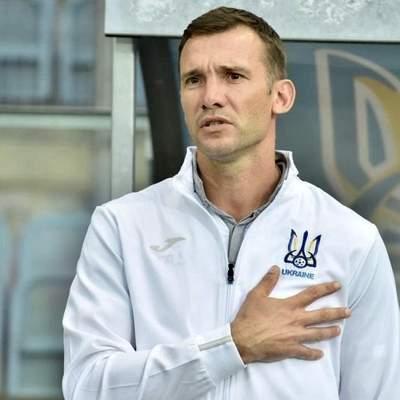 Андрій Шевченко – у топ-20 найкращих тренерів збірних десятиліття