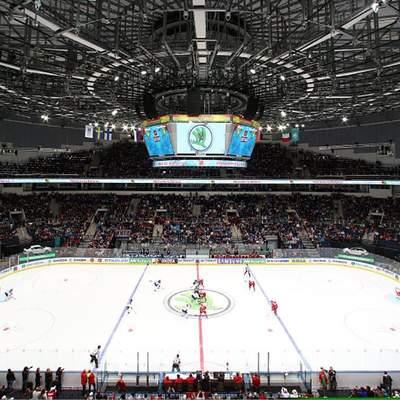 У Білорусі забрали чемпіонат світу з хокею