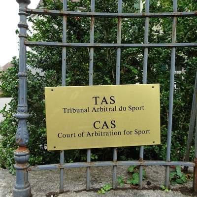 Стала відома дата слухання справи по матчу Швейцарія – Україна в CAS
