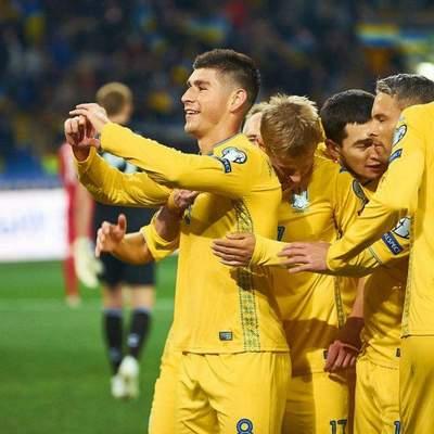 Сборная Украины сыграет три спарринга перед Евро-2020