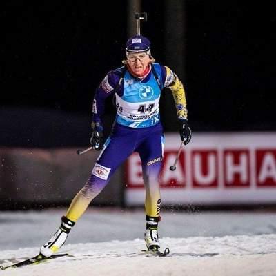 Біатлон: Україна та Швейцарія поділили 8-е місце в жіночій естафеті в Антхольці