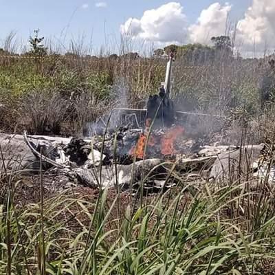 У Бразилії розбився літак з футболістами на борту