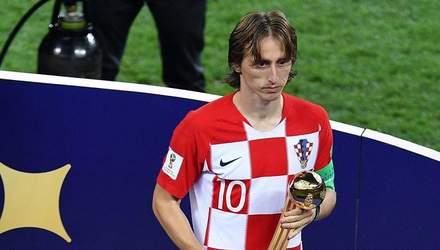 Вболівальники обрали символічну збірну ЧС-2018