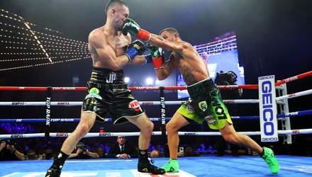 Ломаченко – Педраса: онлайн боксерського поєдинку