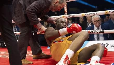 Стивенсону заменили часть черепа после боя с украинцем Гвоздиком