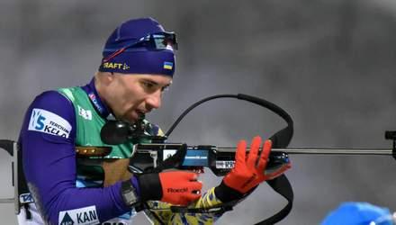 Чоловіча збірна України провалила естафету на чемпіонаті світу з біатлону, перемогла Норвегія