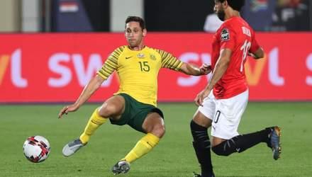 КАН: Єгипет із Салахом сенсаційно вилетів, Нігерія у результативній грі здолала Камерун (відео)