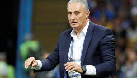 Він повинен проявляти повагу: тренер Бразилії зробив різку заяву щодо Мессі