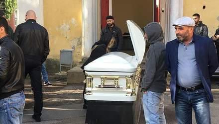 В России похоронили боксера Дадашева, который трагически умер: фото и видео