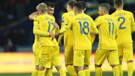 Шевченко оголосив склад збірної України на матчі з Естонією та Сербією