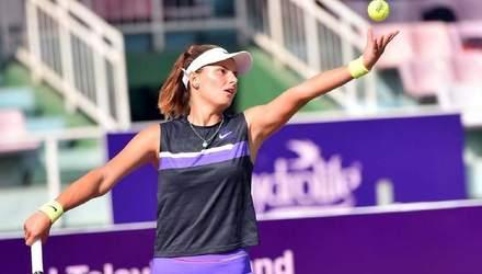 Українські тенісисти встановили особисті рекорди в міжнародних рейтингах
