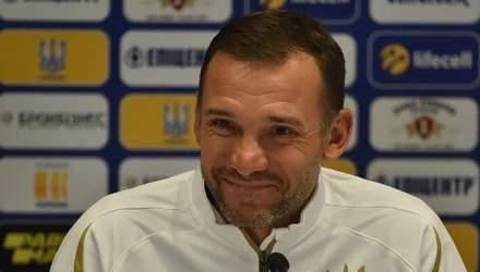 У матчах проти Естонії та Сербії можна очікувати на дебютантів, – Андрій Шевченко
