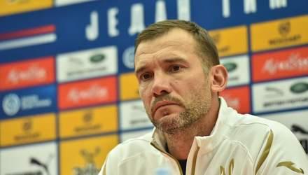 Если Украина обыграет Сербию, то это будет означать, что мы были лучши– Шевченко
