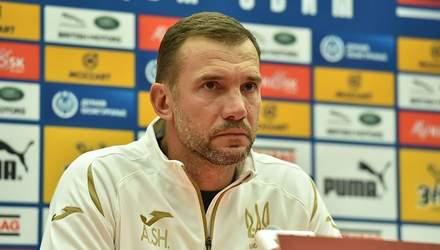 Матч против Сербии был в определенной степени подготовкой к Евро-2020, – Андрей Шевченко