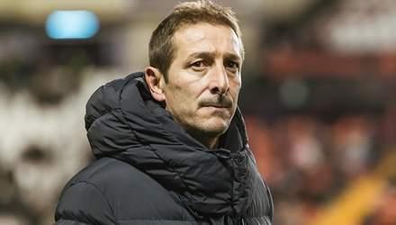 """Тренер """"Альбасете"""" розповів як вирішив зупинити матч через образи на адресу Зозулі"""
