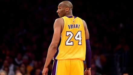 Рік як загинув Кобі Браянт: історія життя легендарного баскетболіста