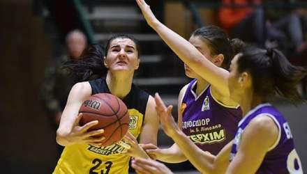 Операторы в прямом эфире оскорбляли баскетболисток во время матча чемпионата Украины – видео