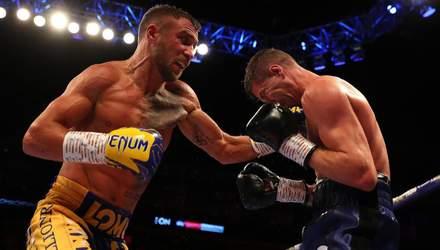 Заслужу второй бой с Ломаченко и получу победу, – бывший соперник украинца