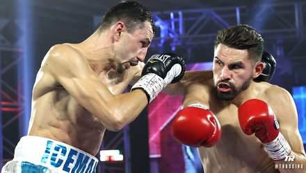 Постол уступил в чемпионском бою за титулы WBO и WBC: видео