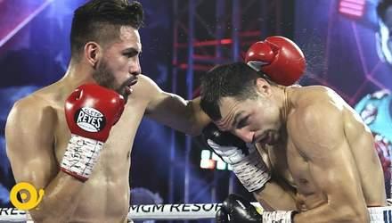 Постол нанес больше ударов чем Рамирес в чемпионском бою: видео