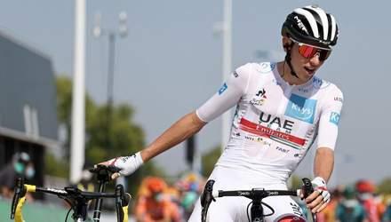 """21-річний Тадей Погачар переміг на """"Тур де Франс""""-2020: результати"""