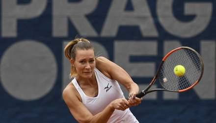 Російську тенісистку запідозрили у договірному матчі на Ролан Гаррос: відео
