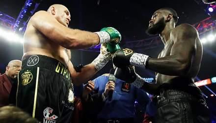 Ф'юрі – Уайлдер: чи відбудеться бій за титул WBC