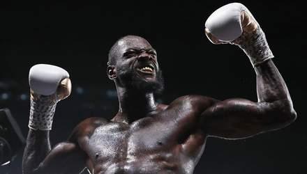 Деонтею Уайлдеру – 35: лучшие нокауты американского боксера – видео