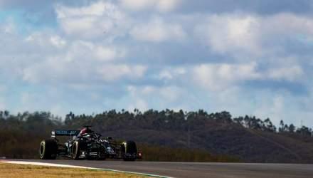 Хемілтон виграв кваліфікацію гран-прі Португалії, Феттель потрапив у аварію: відео