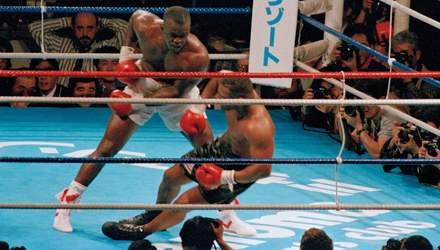 """Боксер, який завдав першої поразки Тайсону, хоче провести реванш із """"Залізним Майком"""""""