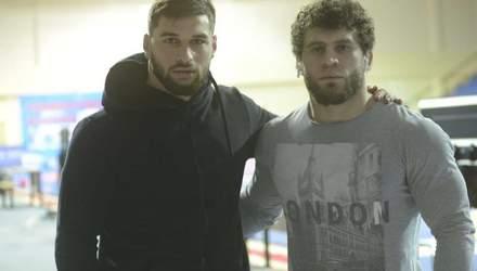 Борці влаштували жорстоку бійку на чемпіонаті Росії: відео