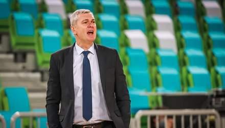 Головний тренер збірної України з баскетболу заразився на коронавірус