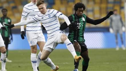 Динамо вирвало перемогу у Ференцвароша та вийшло у плей-офф Ліги Європи: відео