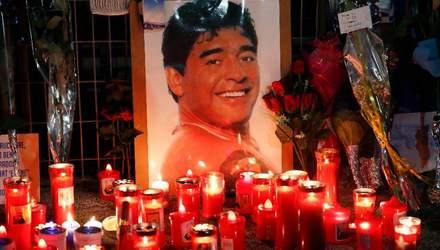 Розслідування смерті Марадони: перші результати
