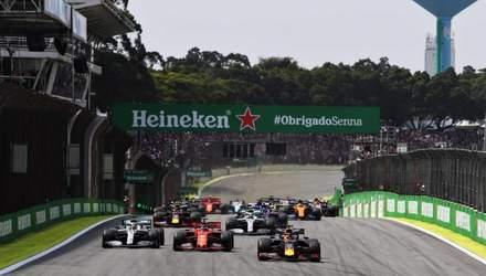 Формула-1 домовилася про проведення перегонів на легендарній трасі
